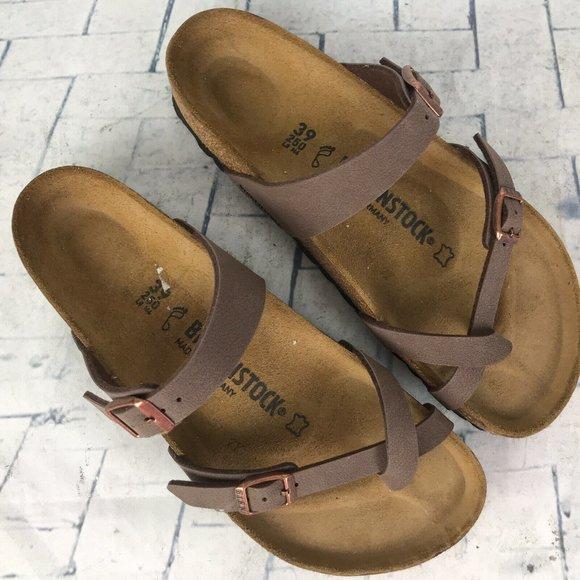 Birkenstock Mayari Birko-Flor Sandal Women Size 39